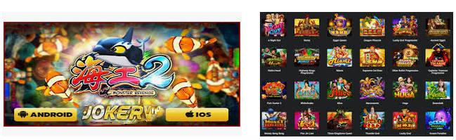 permainan tembak ikan online di android dan ios